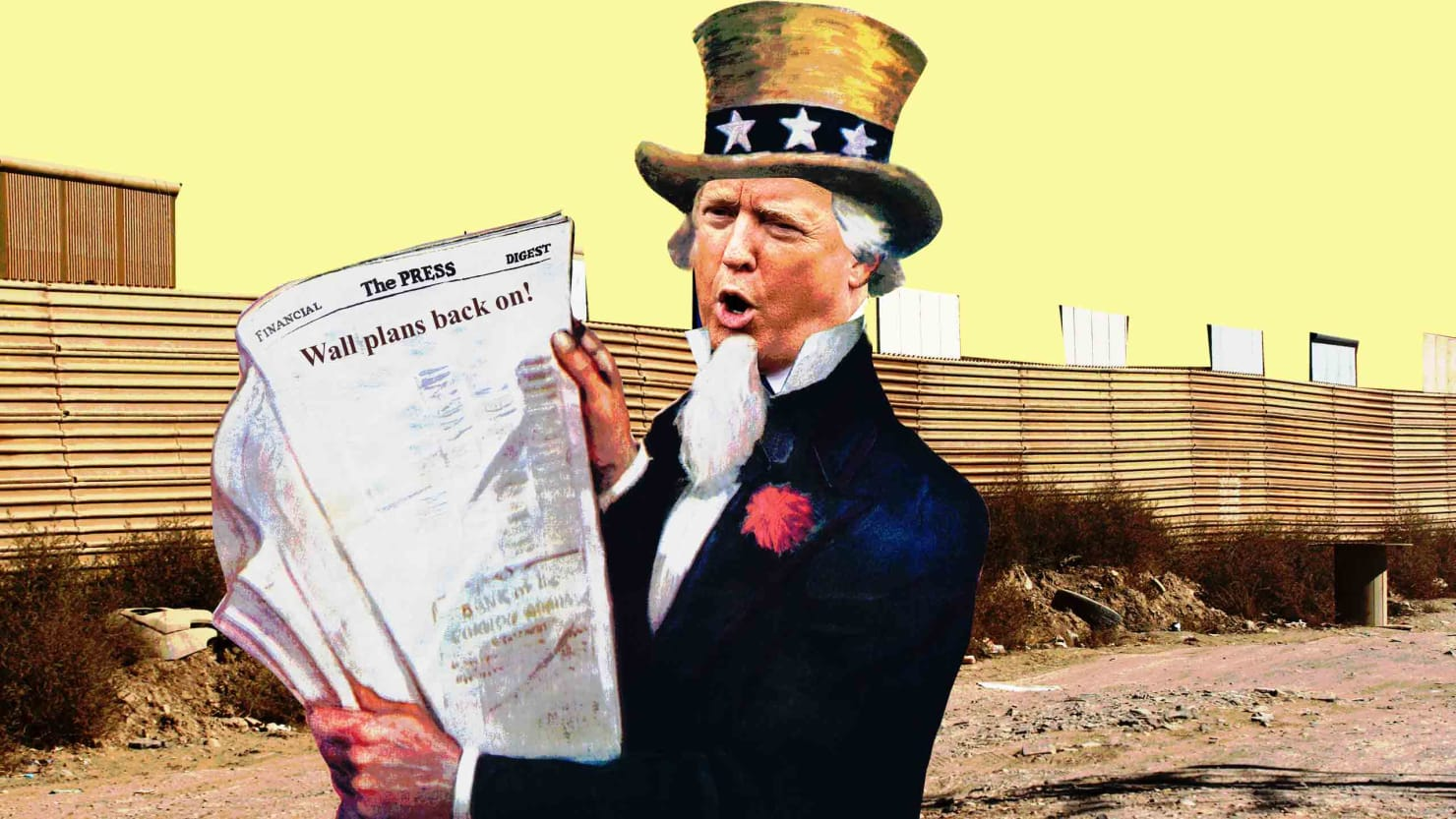Trump And The Gop Immediately Blamed Illegal Immigrants