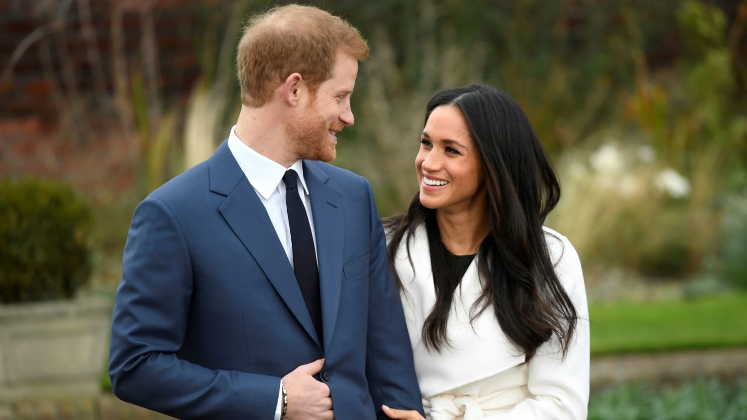 Everything We Know About Harrys Royal Wedding