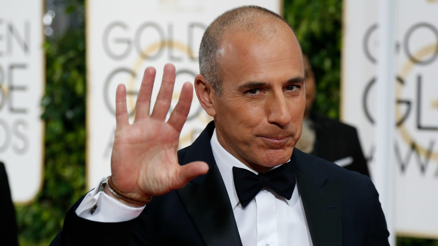 Matt Lauer Sexual Misconduct