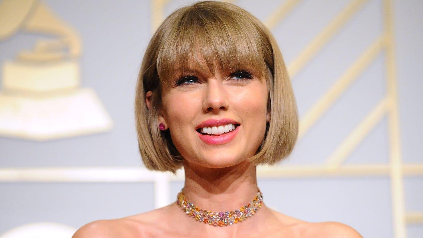 Taylor Swift Is No Silence Breaker