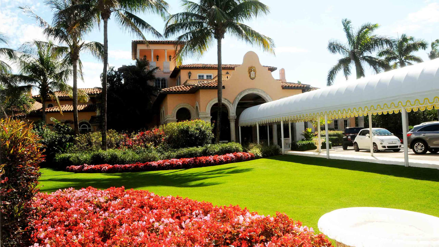 The State Department Accidentally Promoted Trump's Mar-a-Lago. Then Chaos Ensued.