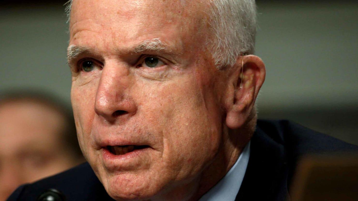 John McCain, American Hero, Dies at 81