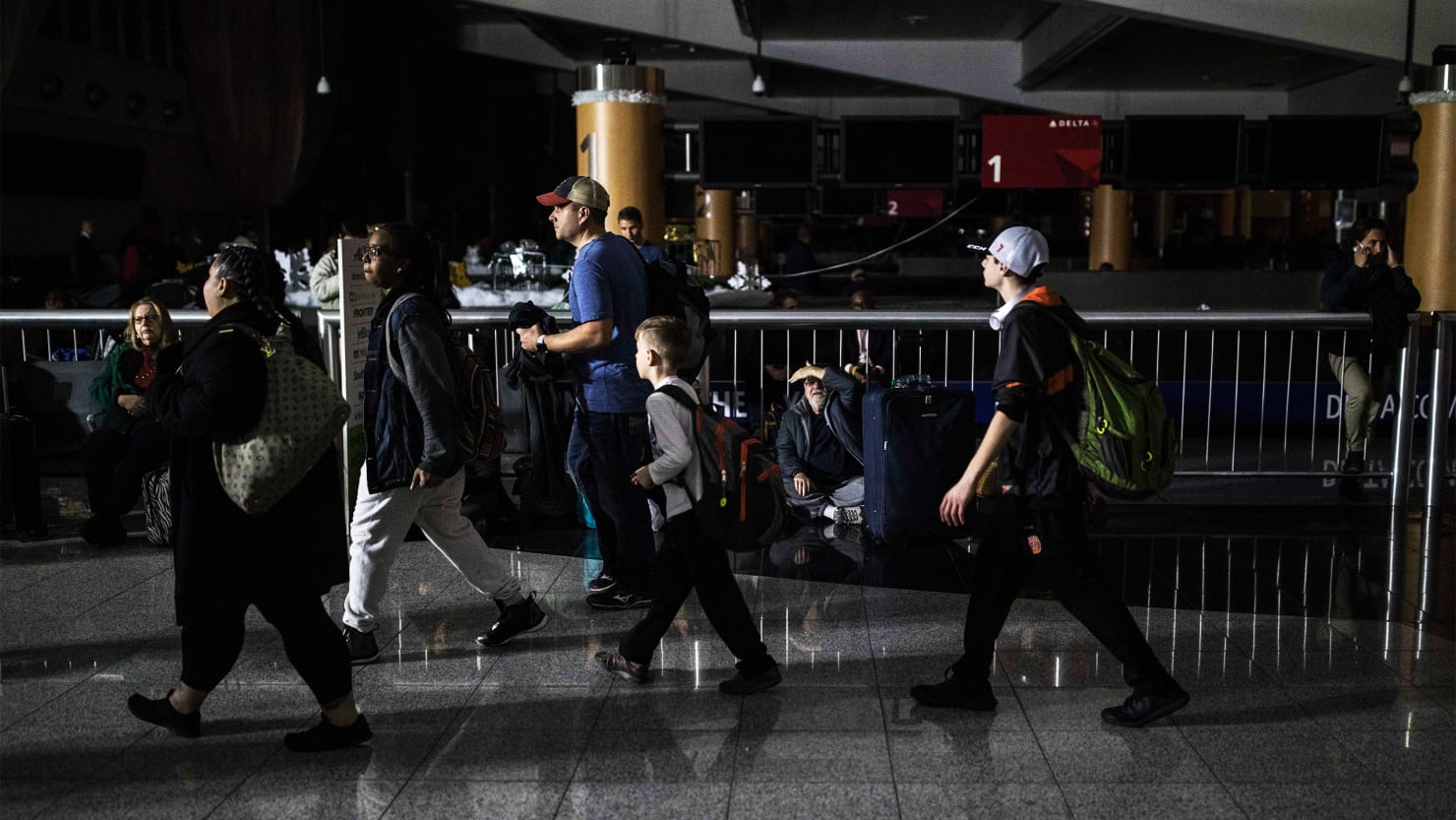 Atlanta Airport Blackout Sends Message to Terrorists: America Is Unprepared