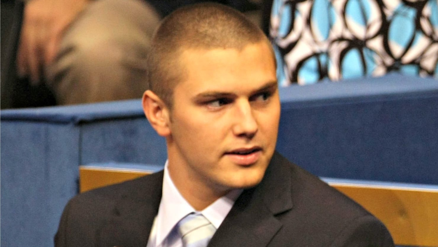 Saraj Palin's son charged with domestic violence