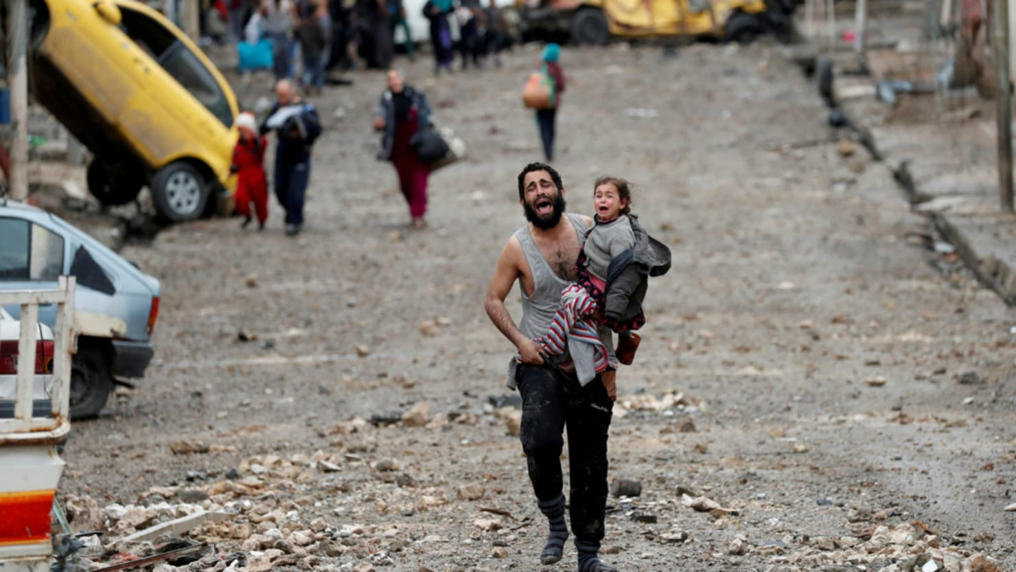9,000+ Civilians Died in Fight for Mosul