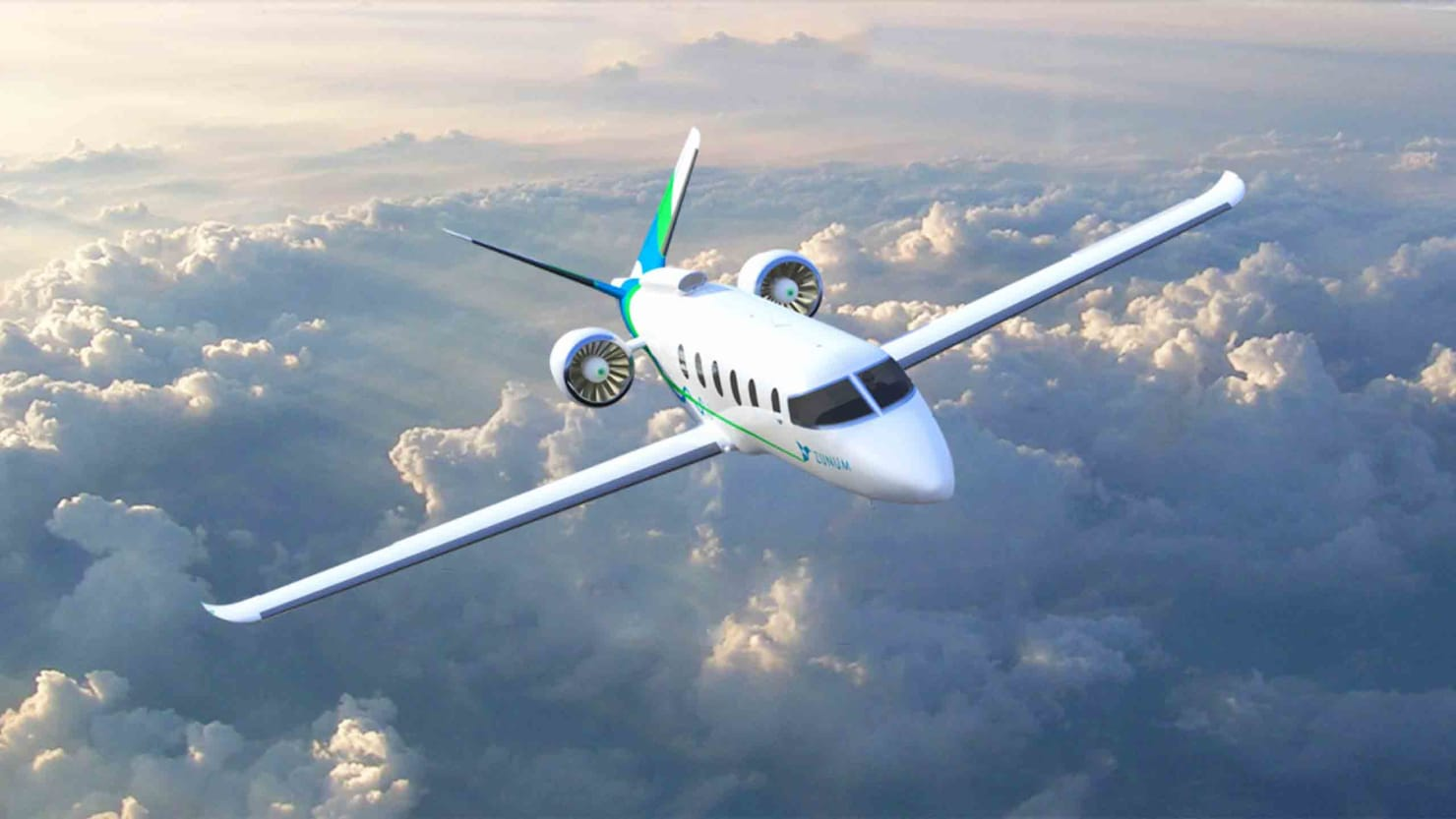 forget the high speed rail fiasco whisper quiet electric airplanes