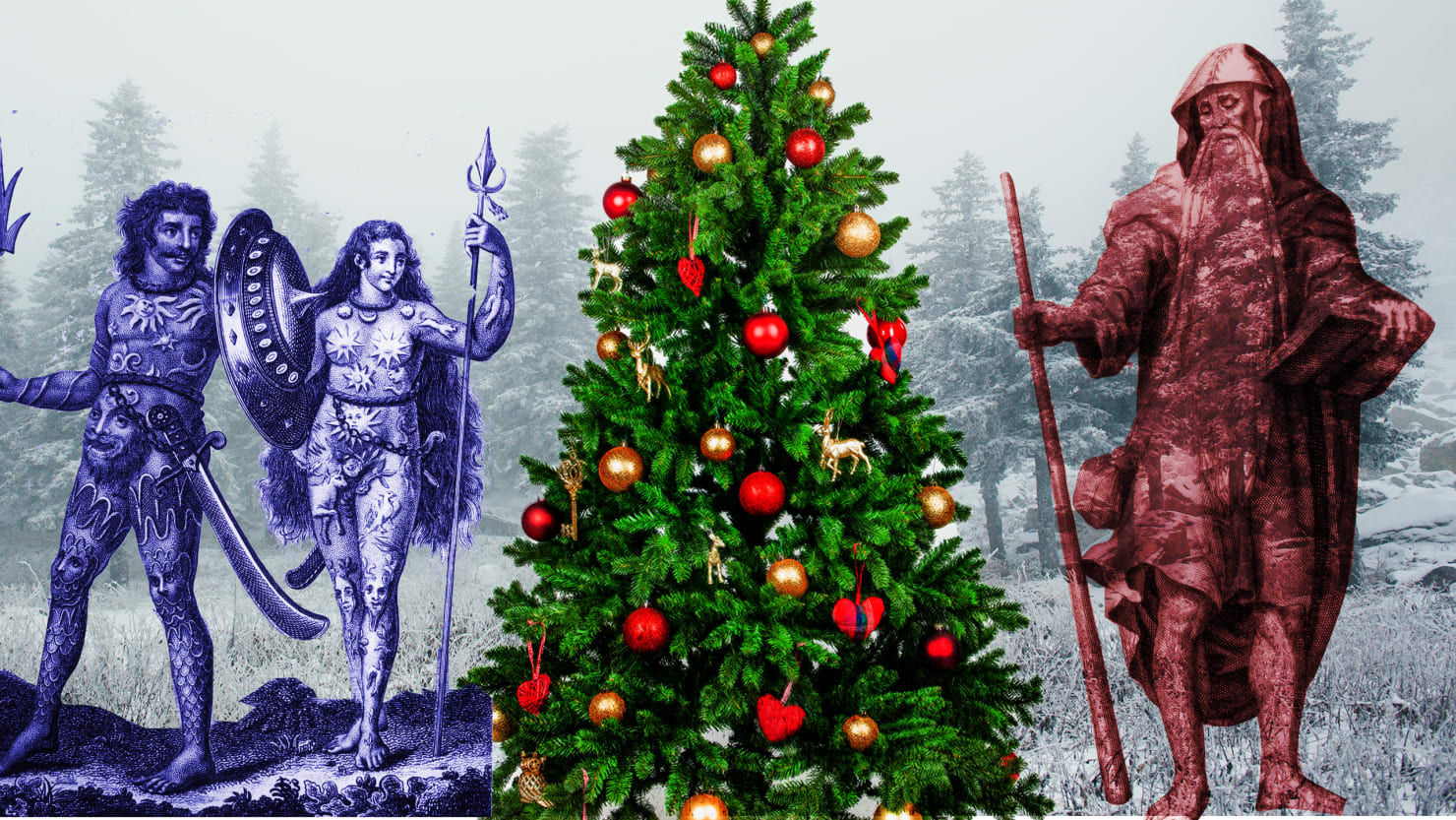 our classic christmas traditions are actually pagan - Classic Christmas