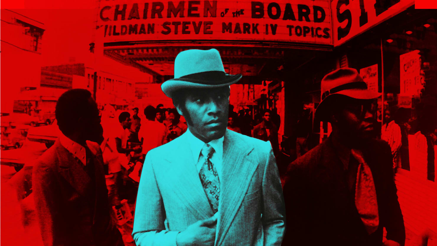 The Long Rise and Fast Fall of New York's Black Mafia