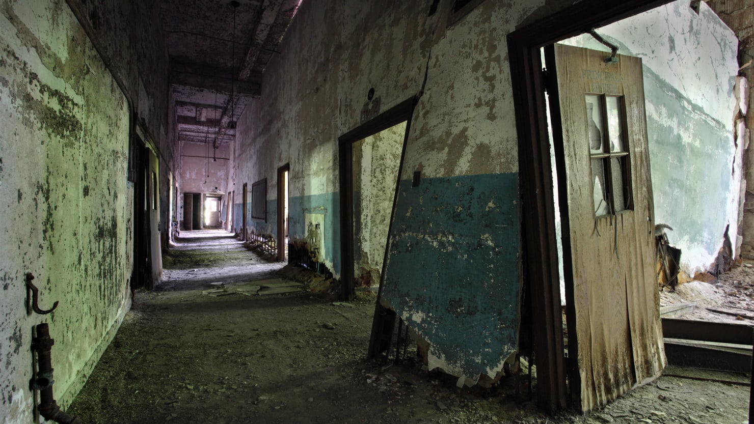 The Secret Of North Brother Island The Abandoned New York