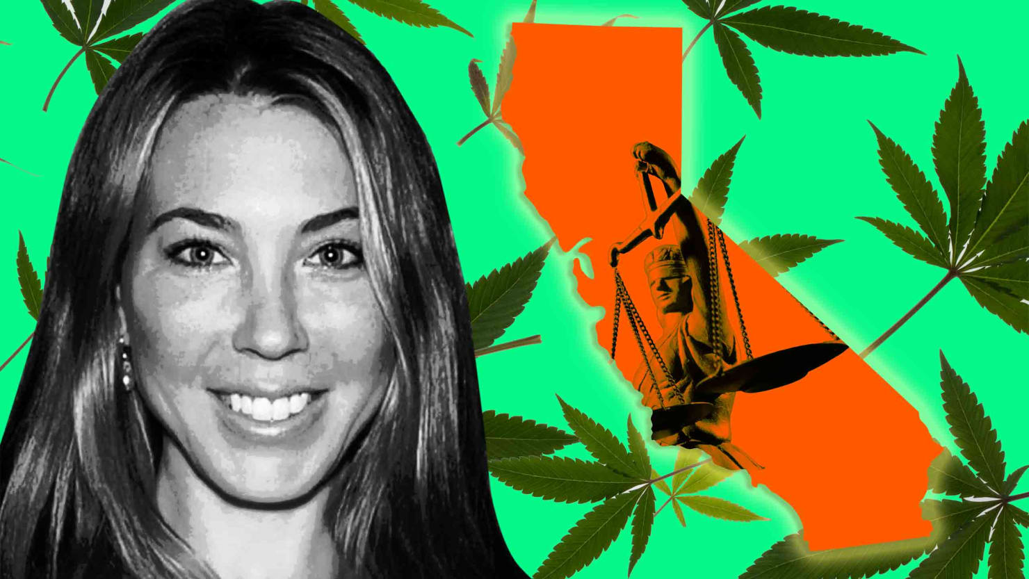 California's Pot Queen Raided Just Before State Legalizes It