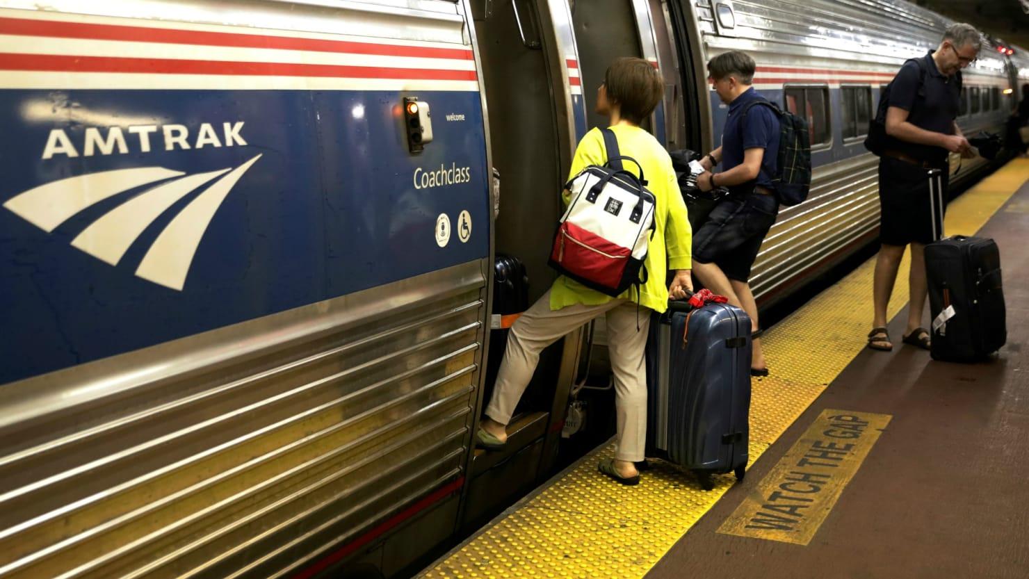 White Supremacist planned to injure Amtrak passengers