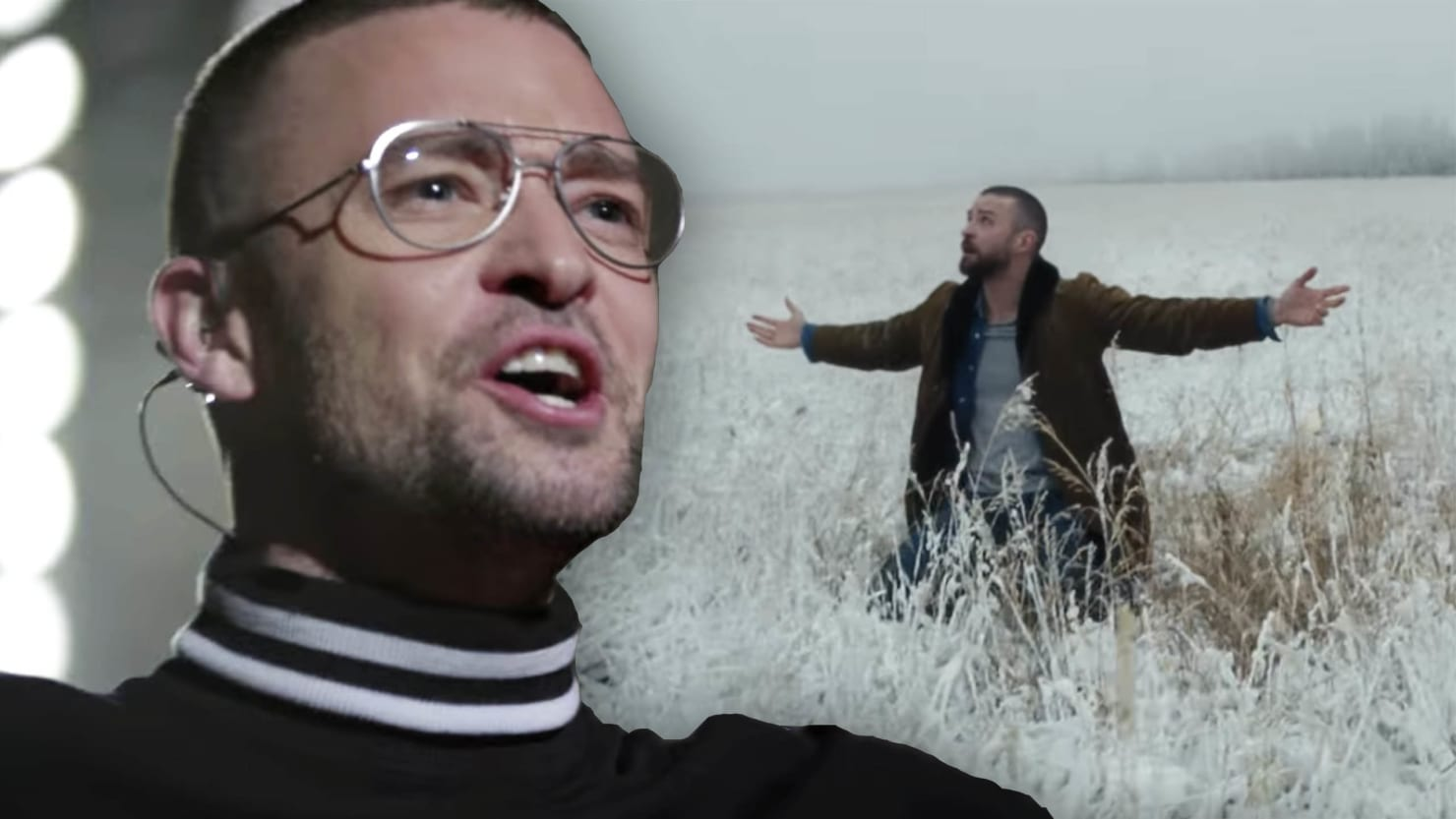 Back by code justin sexy timberlake video