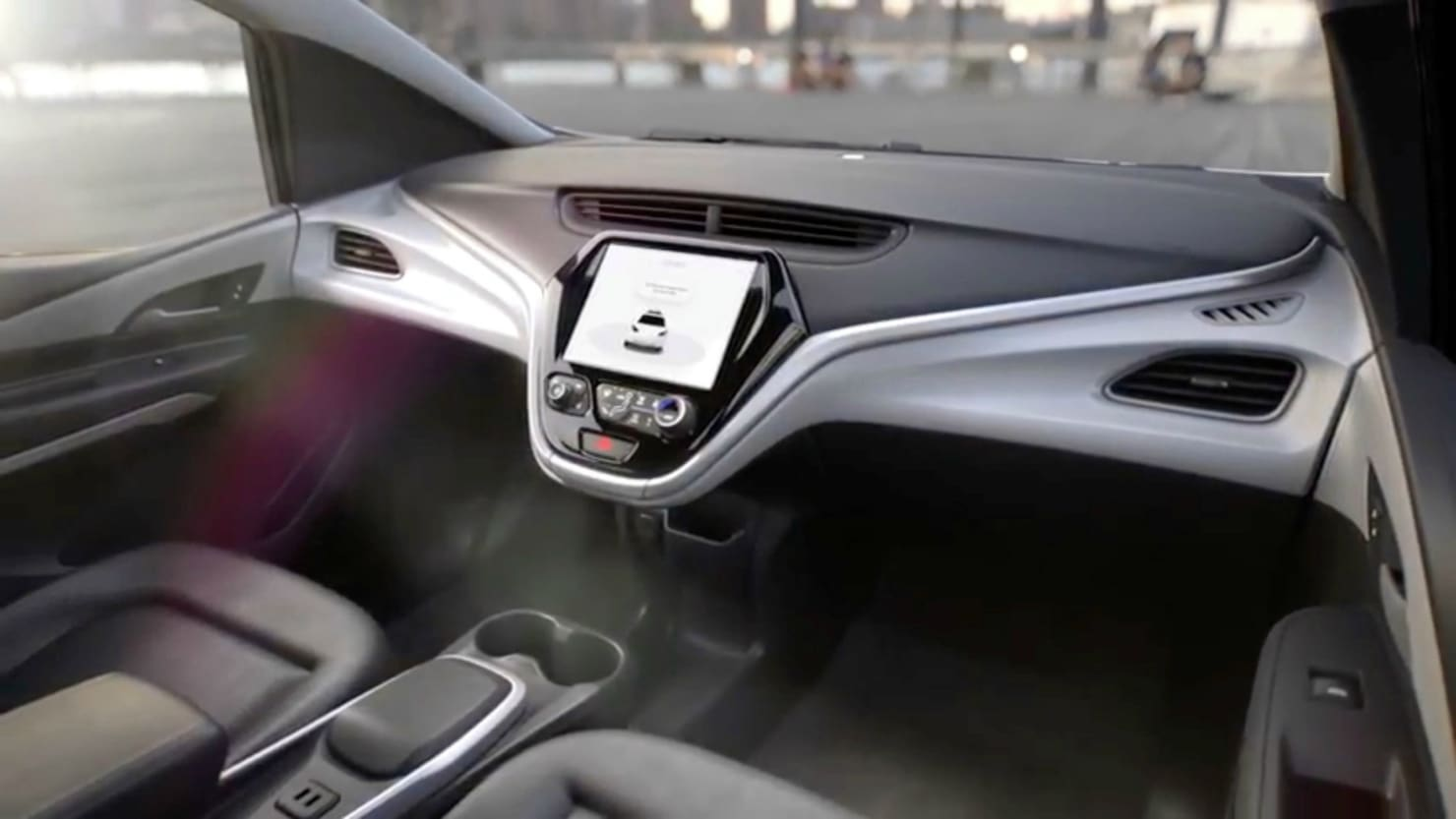 Gm Introduces Self Driving Car That Has No Steering Wheel