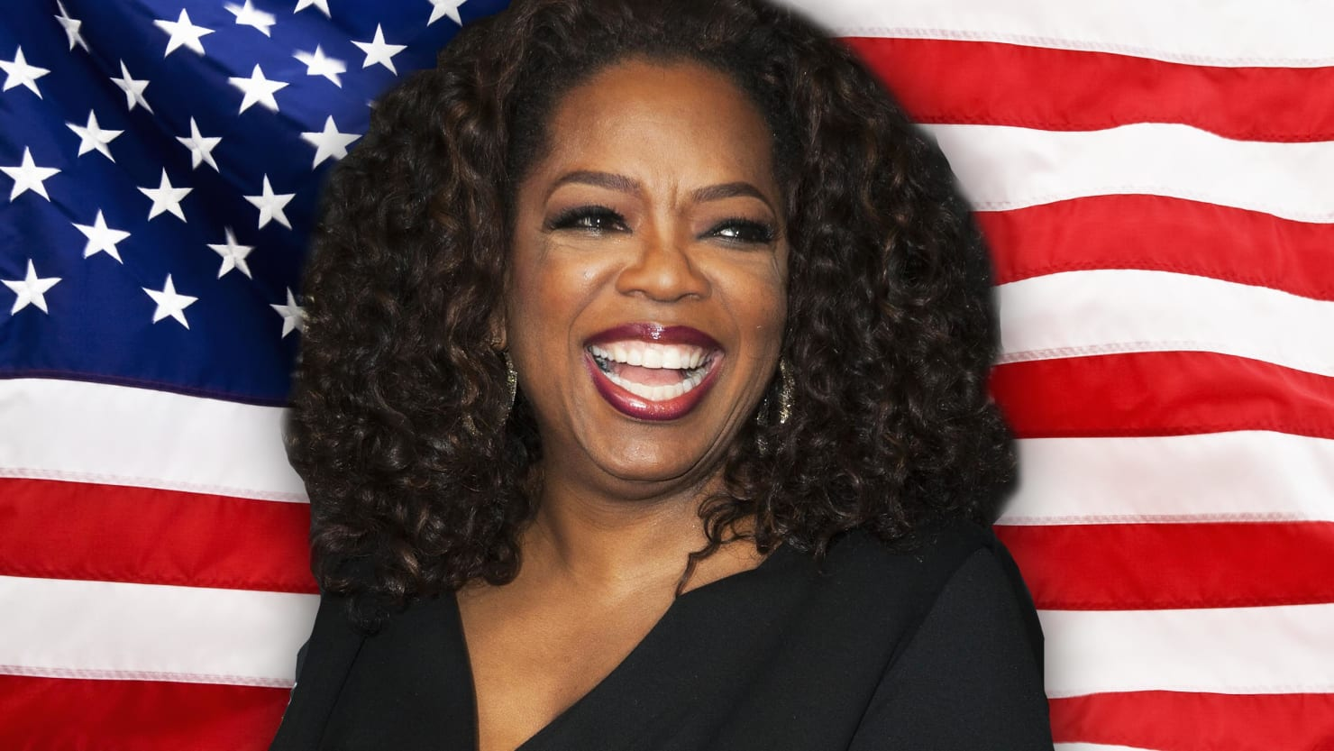 oprah winfrey as an icon of capital in america Oprah winfrey listens to  which gives the navajo capital its name ms winfrey asked  everyone wanted a look at television star and cultural icon oprah winfrey.