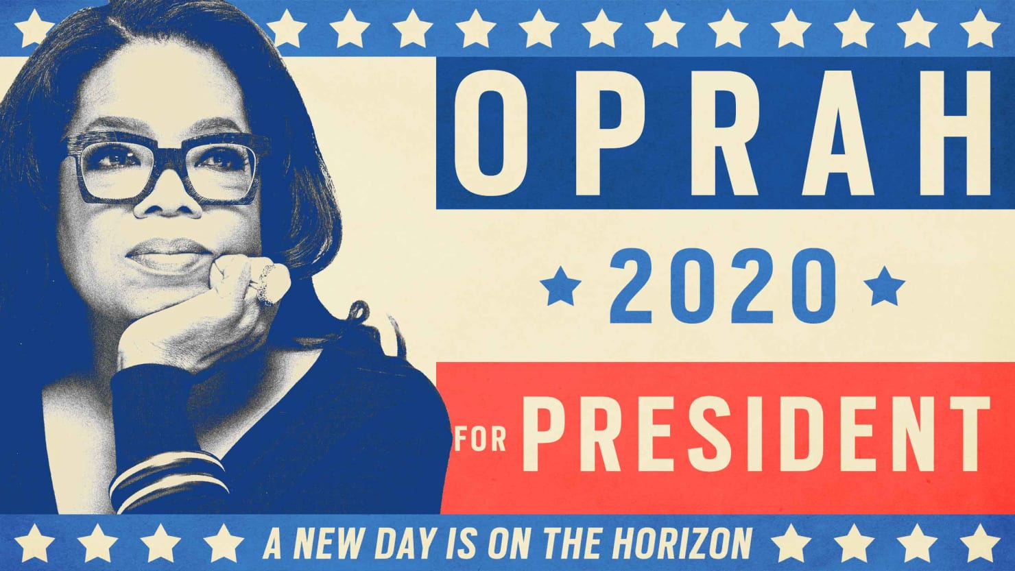 the oprah 2020 fantasy saving us from our shthole president