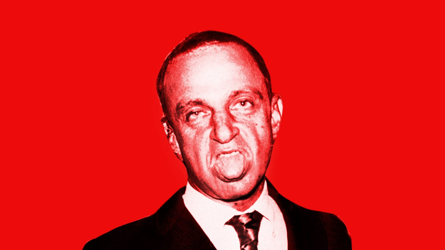 Image result for roy cohn and abwehr