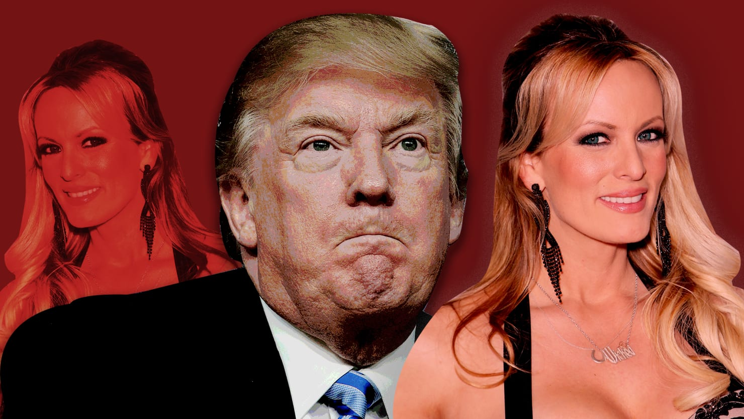 Stormy Daniels: Trump just like Weinsteirn