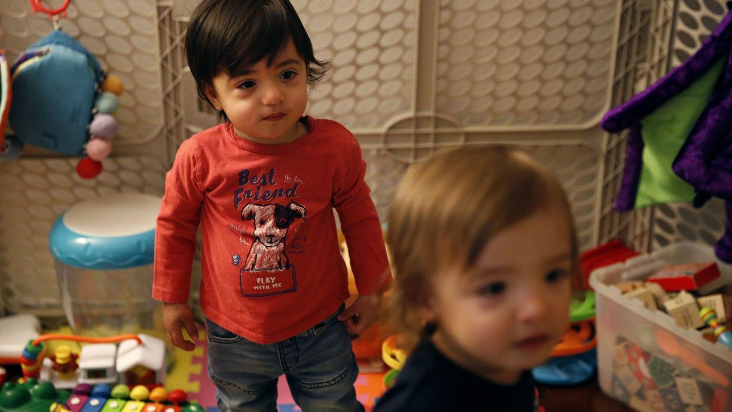 Bi-National Same-Sex Couples Fight for Children's Citizenship