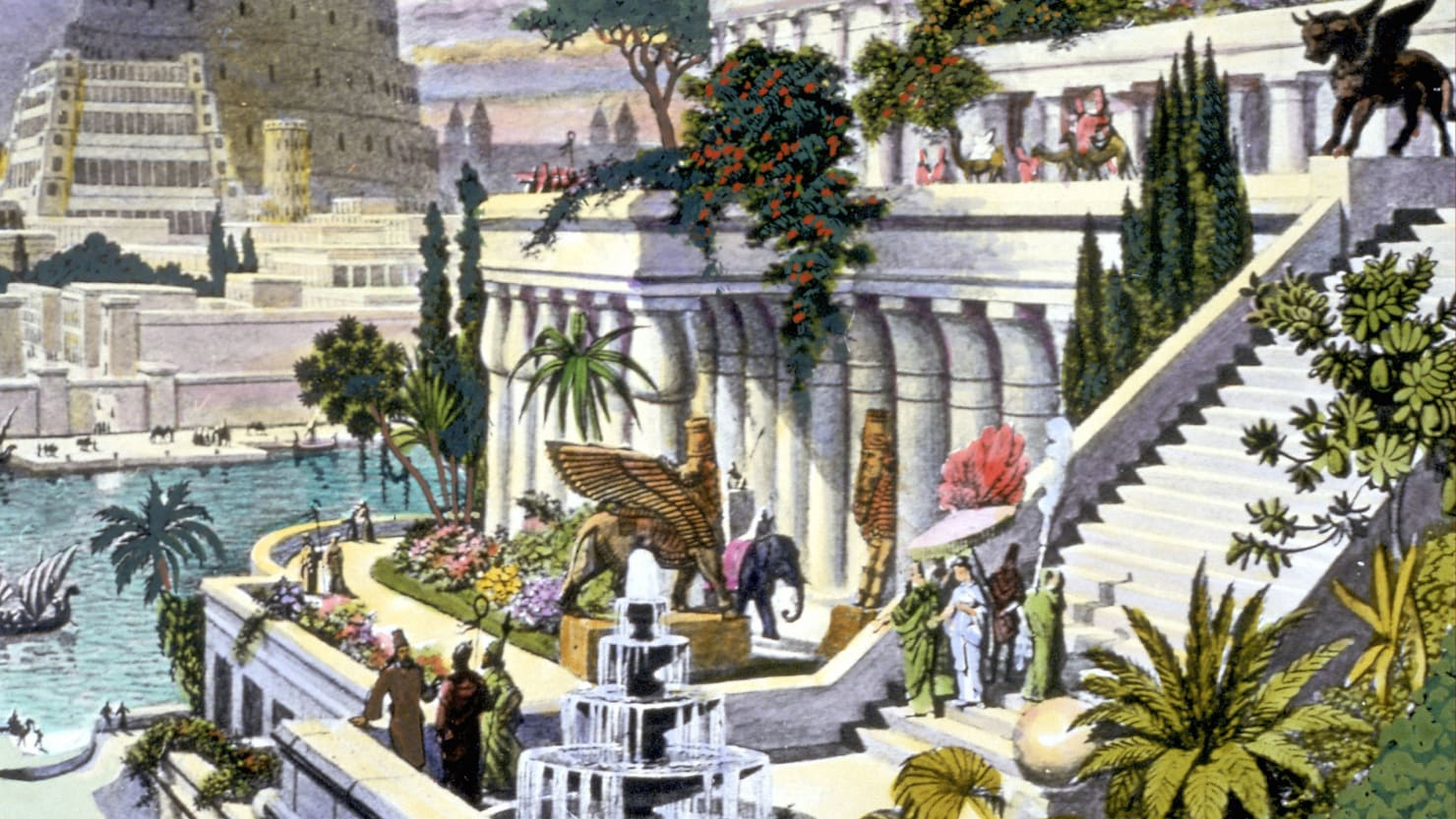 Hey Babylon, Nineveh Wants Its Hanging Gardens Back: The Truth of an Ancient Wonder