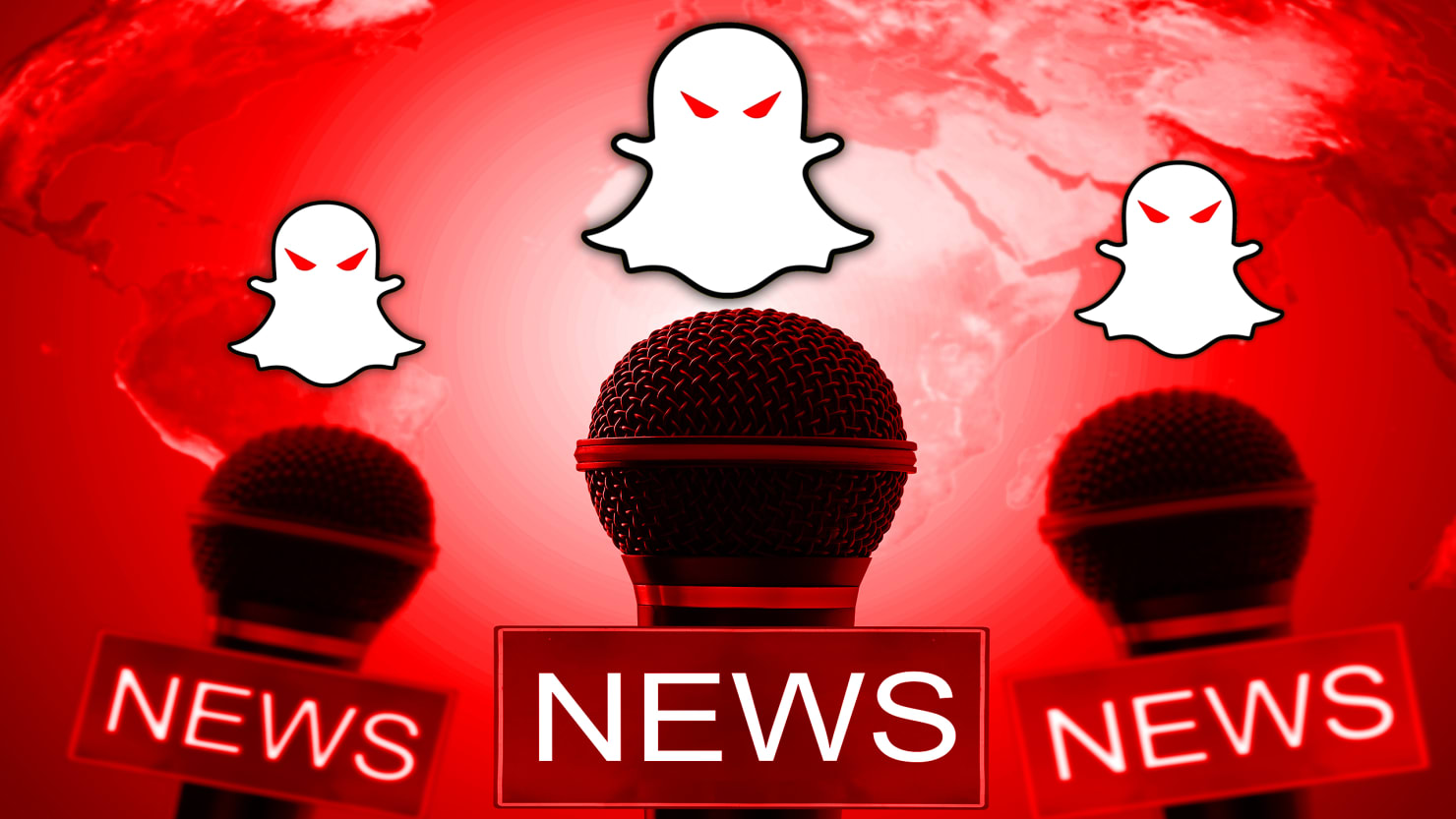 Network News Reporters Are Snapchat's Biggest Stars