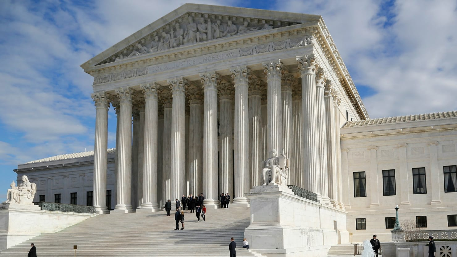 SCOTUS supports PA redistricting