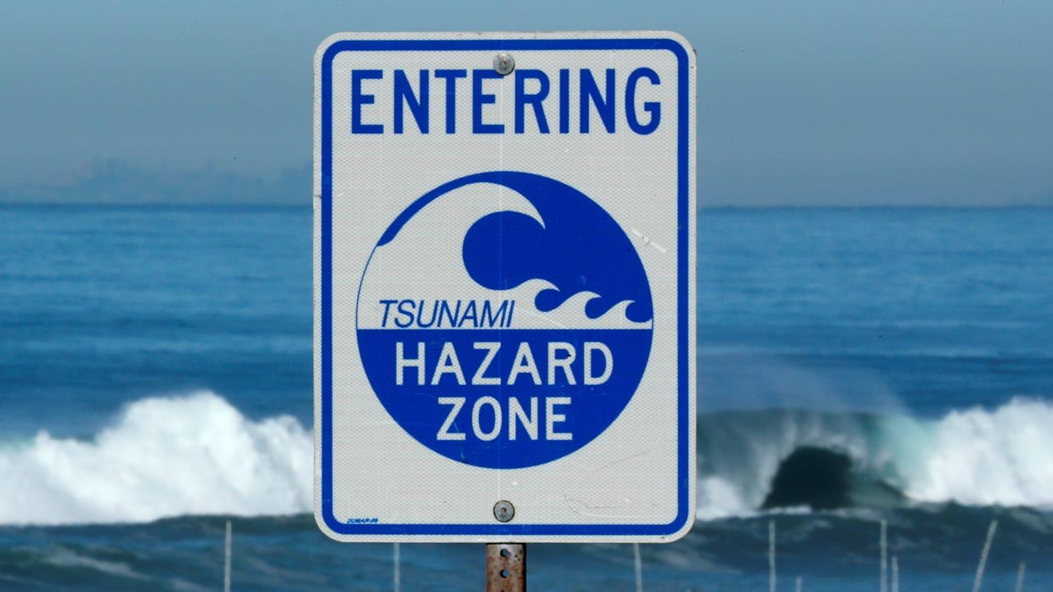 U S Tsunami False Alarm Was Meant To Be Test
