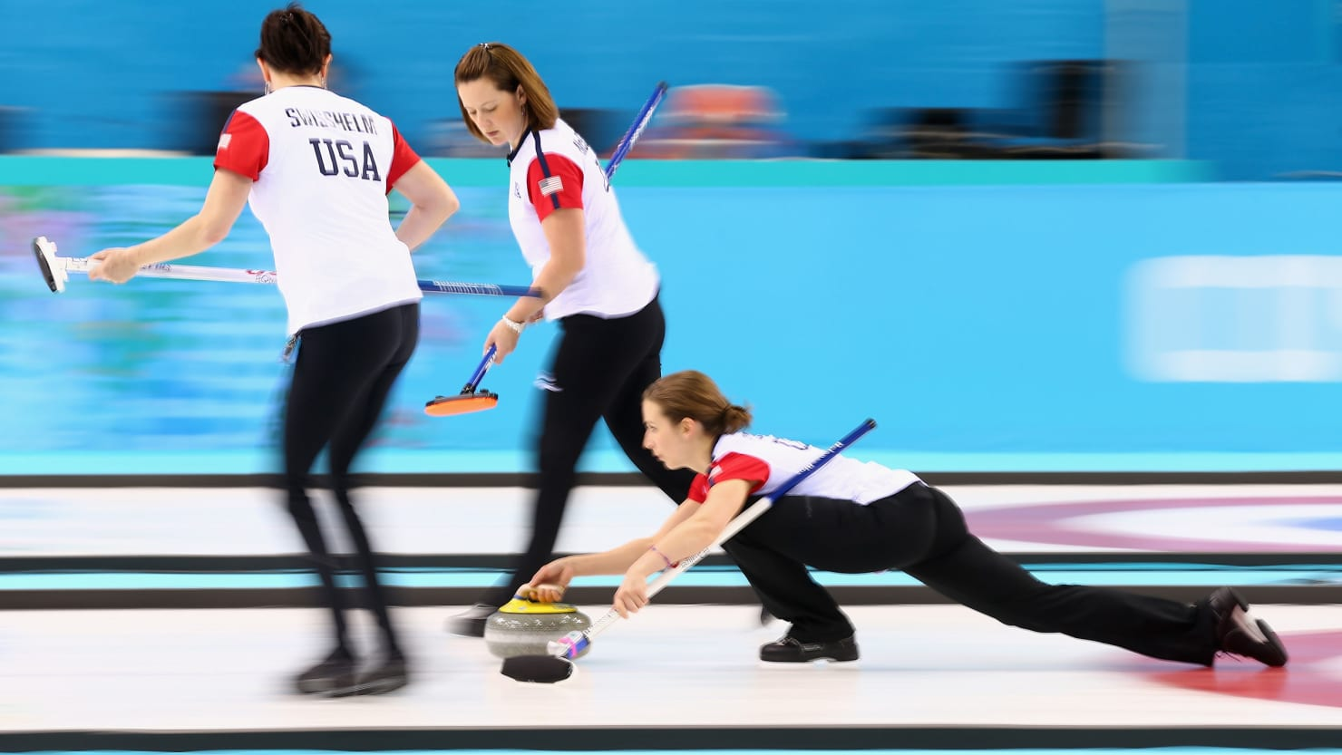 Heres How To Watch All Of The Curling Coverage A Sport Thats Basically The Cousin Of Shuffleboard