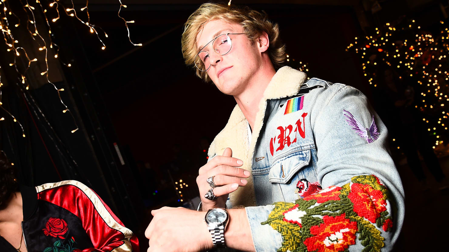 Police Confirm Logan Paul Really Did Citizen's Arrest an Intruder. Here's Who He Collared.