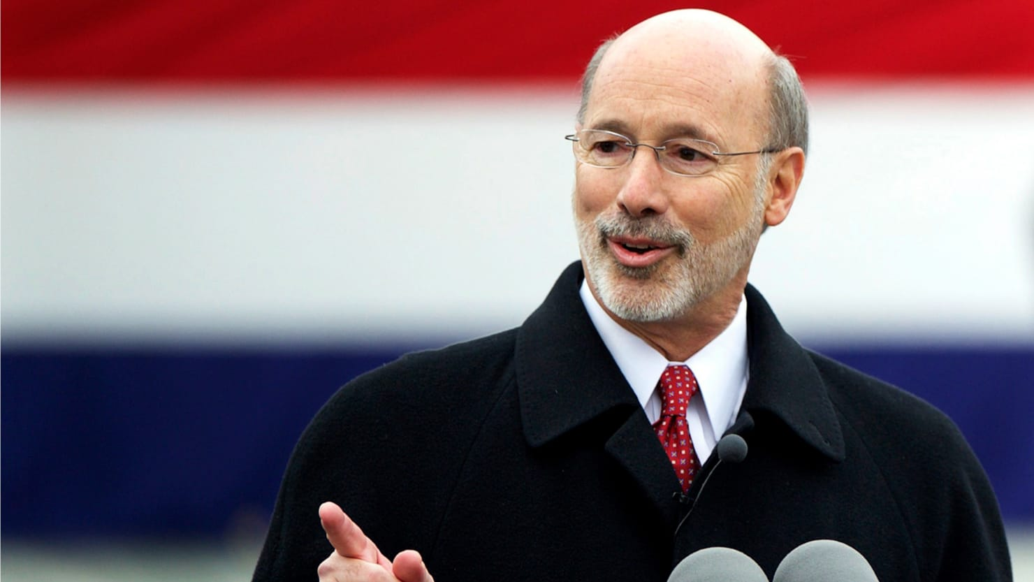 Gov. Wolf of PA refuses partisan gerrymandered map