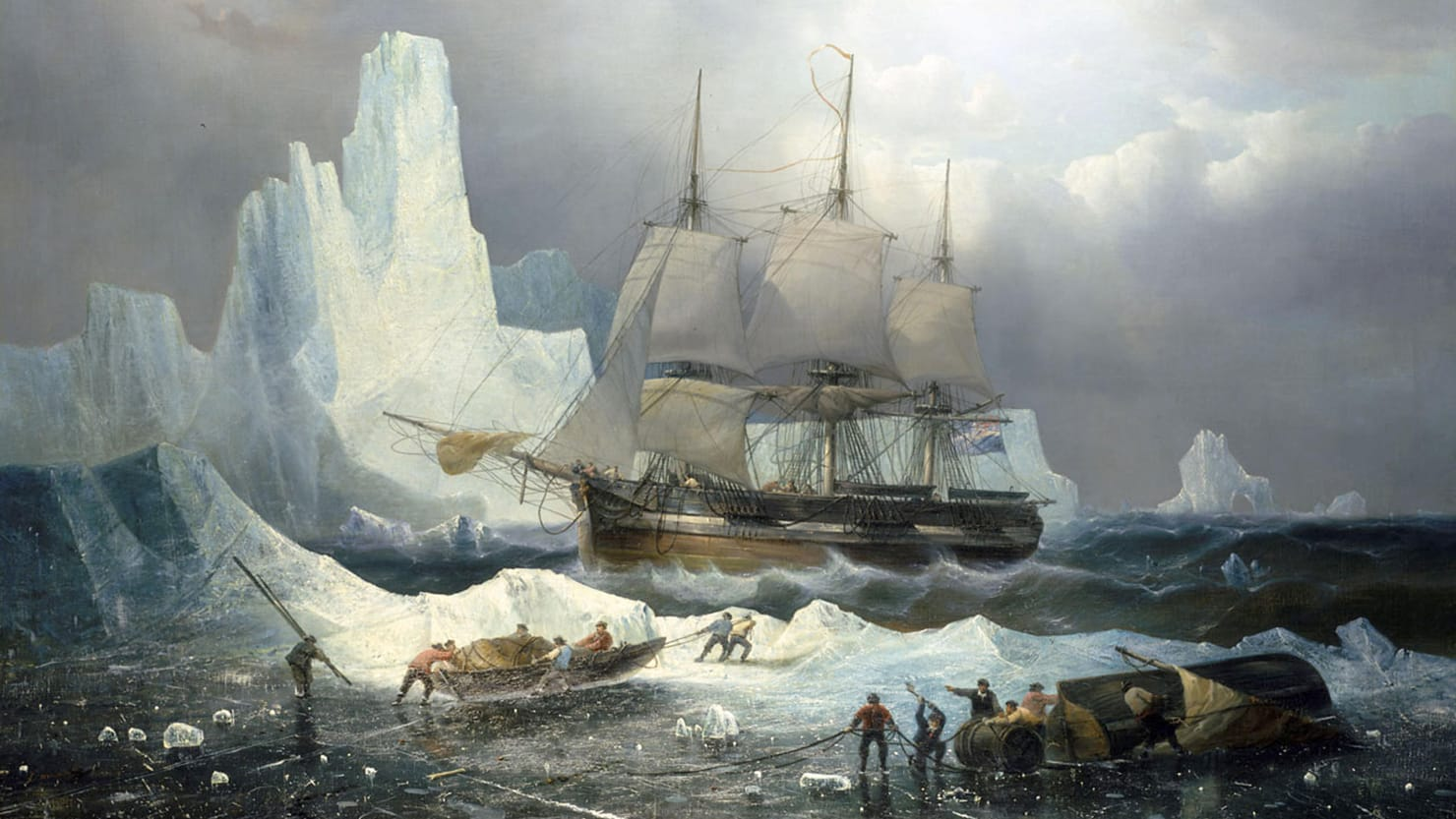 How the Inuit and Sir John Franklin's Lost Crew Could Unriddle Arctic Warming
