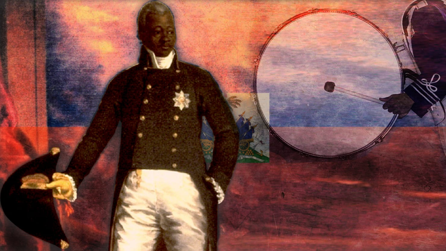 a narrative of the haitian revolution and the involvement of the british french and americans The haitian revolution essay example online  virtual civil war erupted after the sweeping social and government change brought about by the french revolution, all.