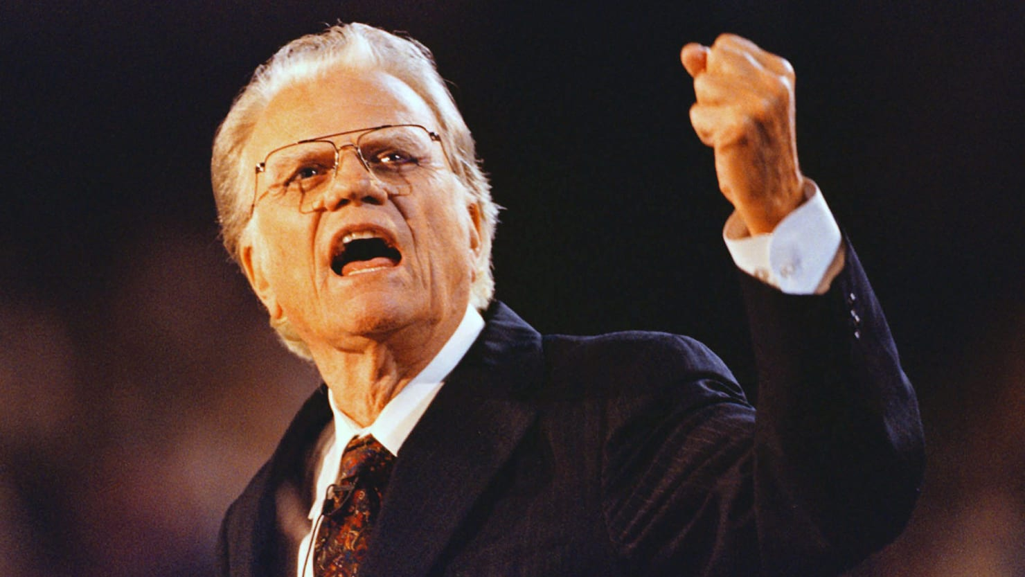 billy graham from civil rights to praying with presidents