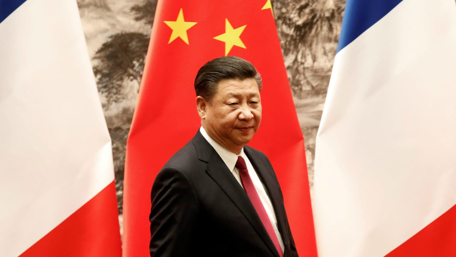 is xi jinping the next chairman mao