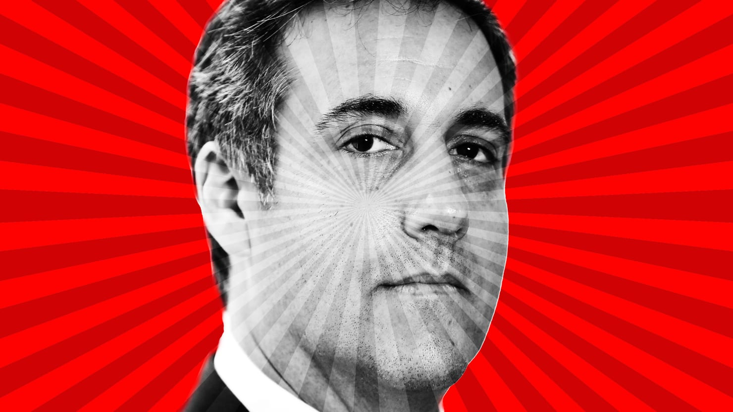 Trump's Longtime Lawyer, Michael Cohen, Knows Way Too Much. So Why is He Still in Exile?