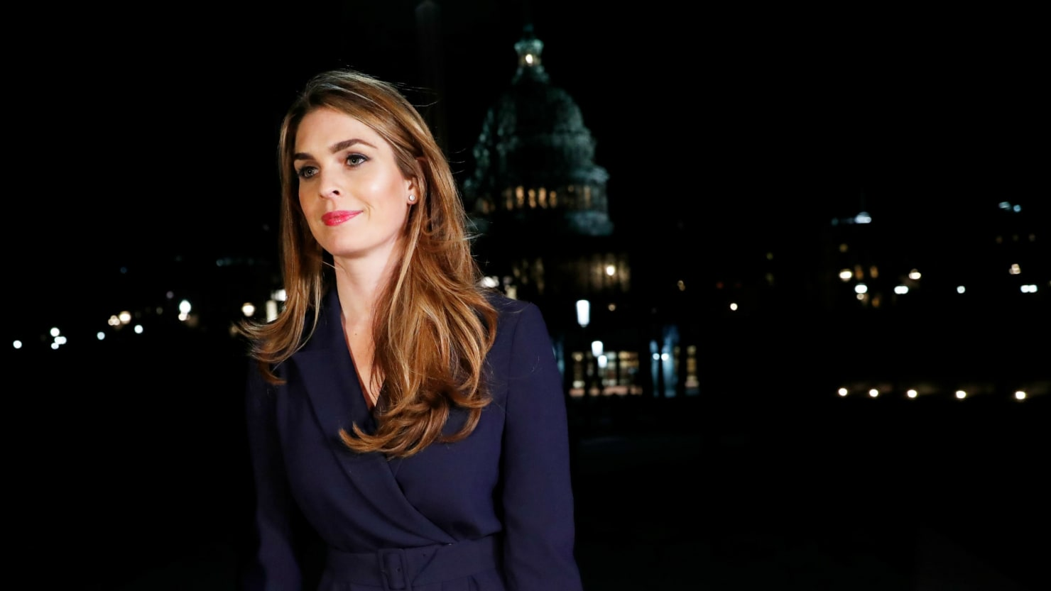 Hope Hicks Says She's Resigning From White House1480 x 833