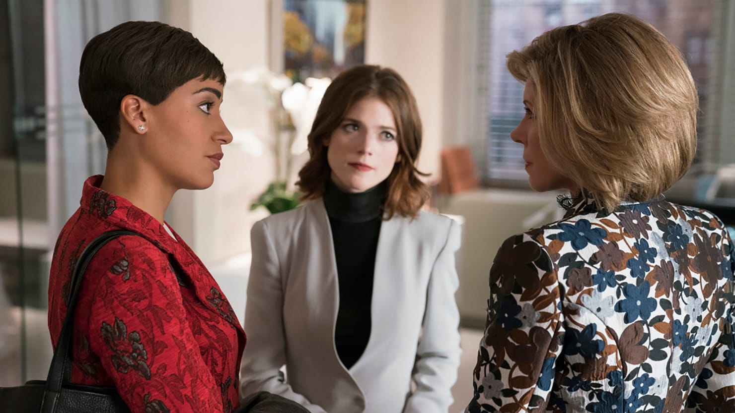 The Good Fight Season Eviscerates Trump And Searches