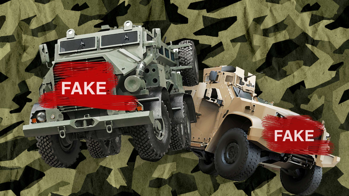 Image result for Sold Fake Armored Trucks to U.S. Army
