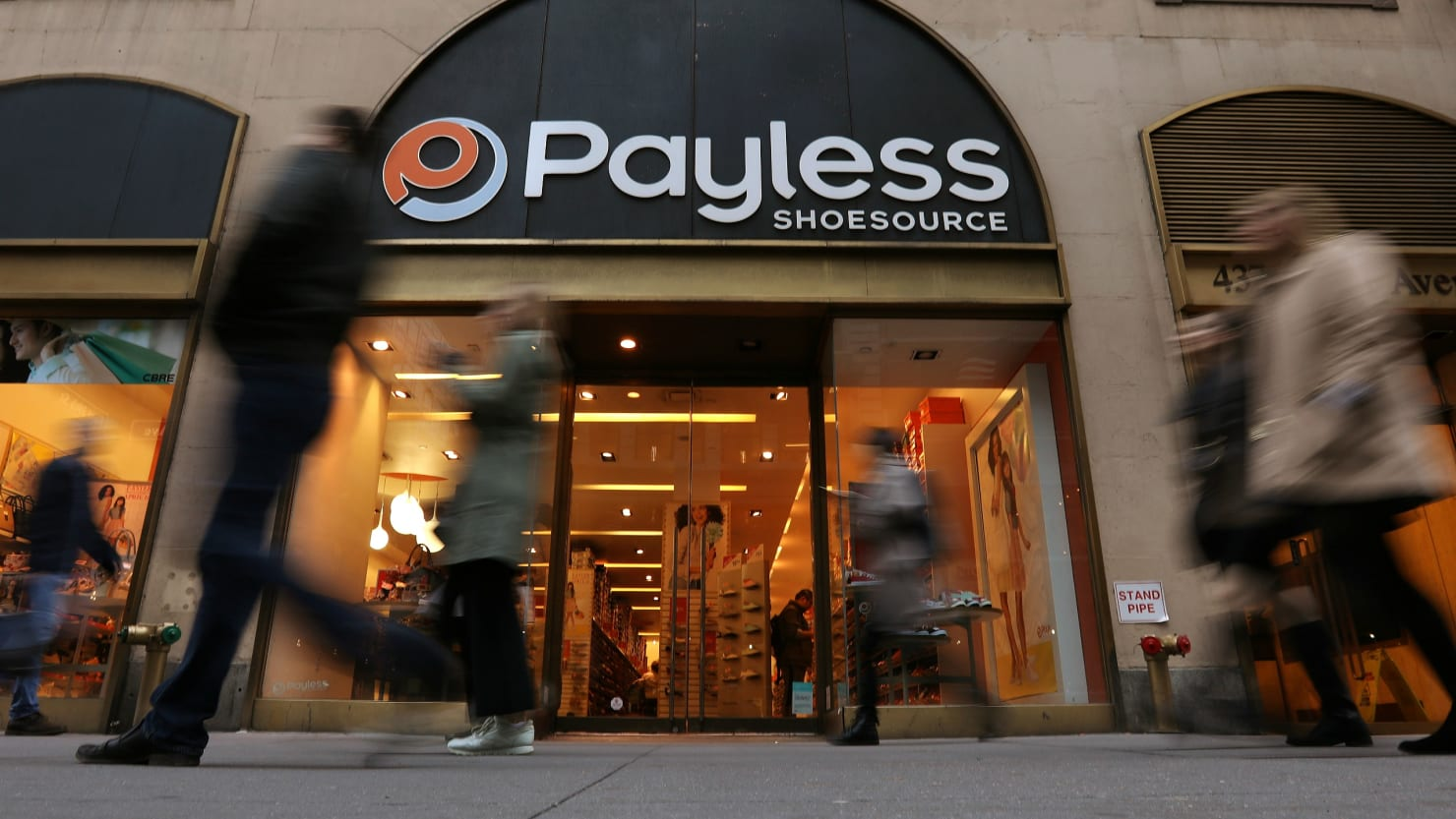 a9cd73add Falling Mirror Kills 2-Year-Old Girl at Payless Shoe Store