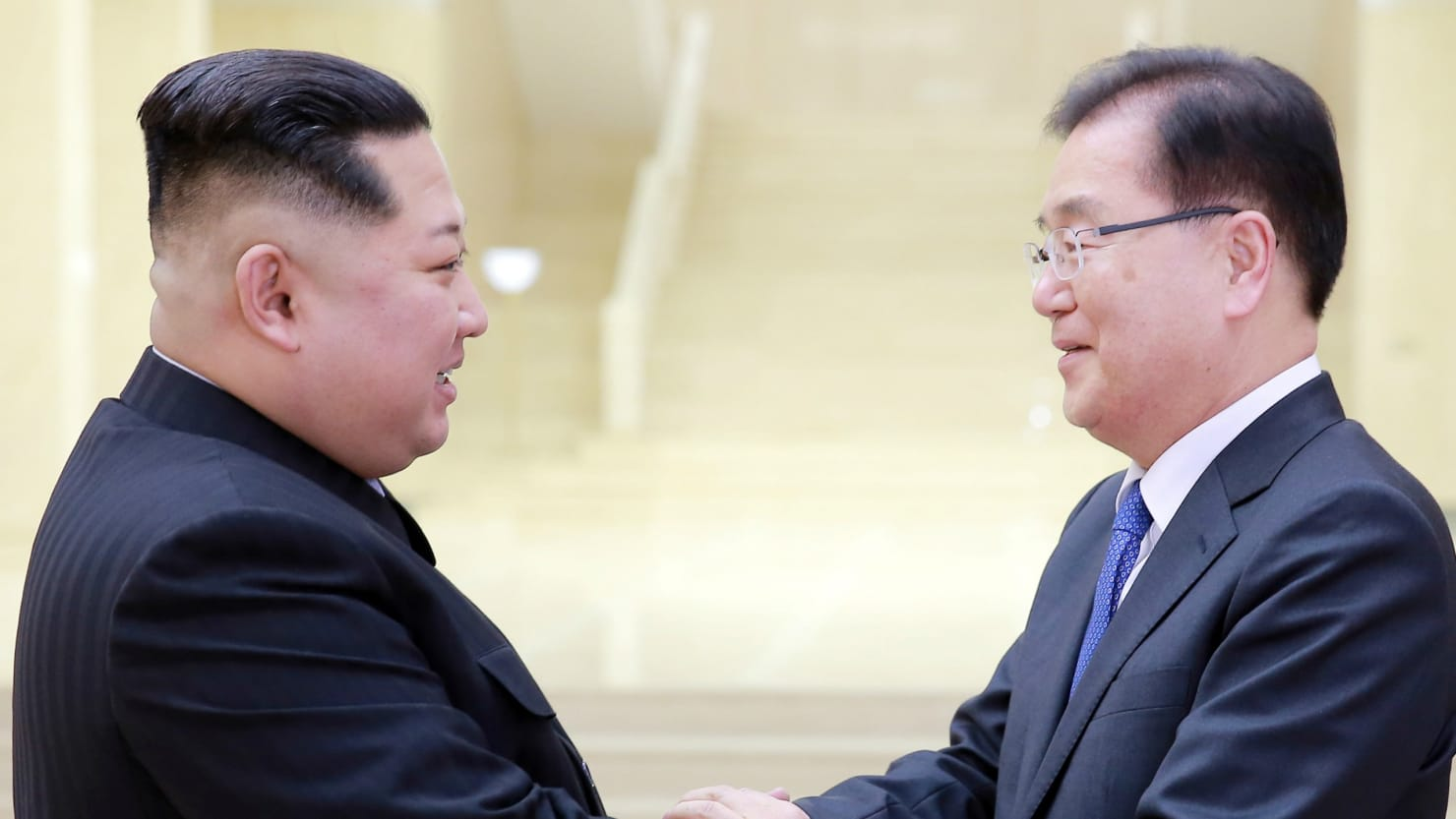 North korea is willing to denuclearize south korea says the daily handout m4hsunfo