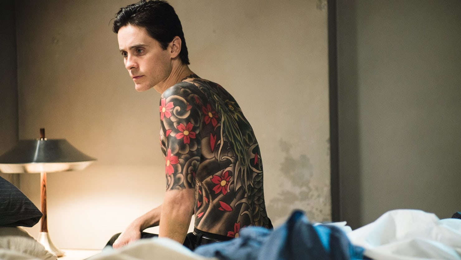 Jared leto s netflix yakuza movie is a culturally for The outsiders tattoo