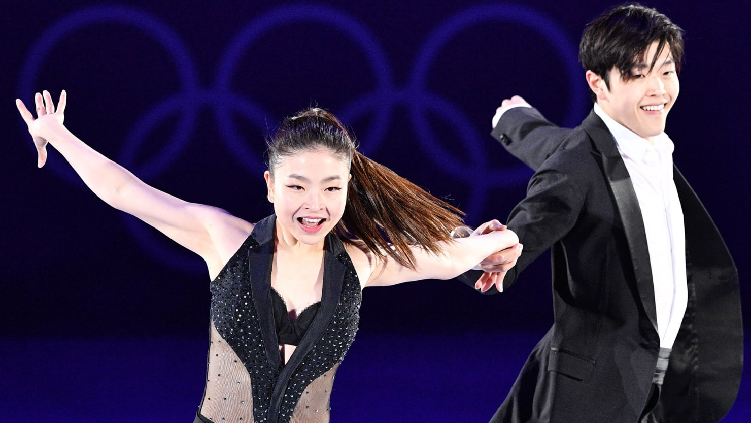 alex maia shibutani 2018 winter olympics shib sibs tessa virtue scott moir ice dancing siblings