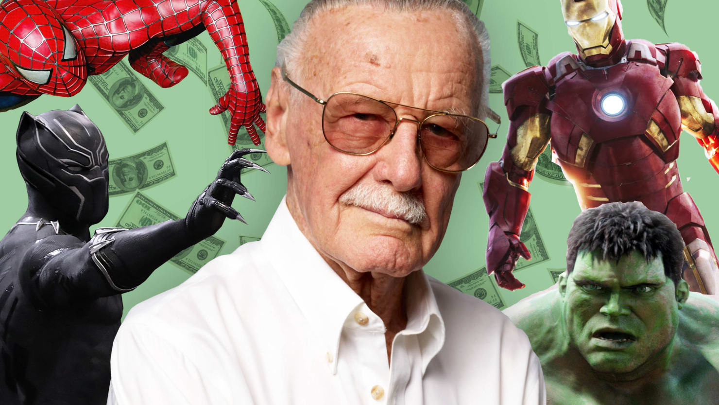 Picked Apart By Vultures The Last Days Of Stan Lee