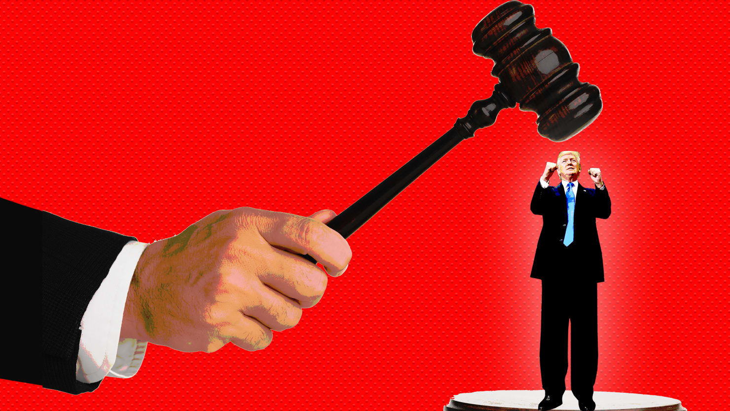 What trumps judicial nominees have in common they really dont photo illustration by lyne lucienthe daily beast 1betcityfo Choice Image