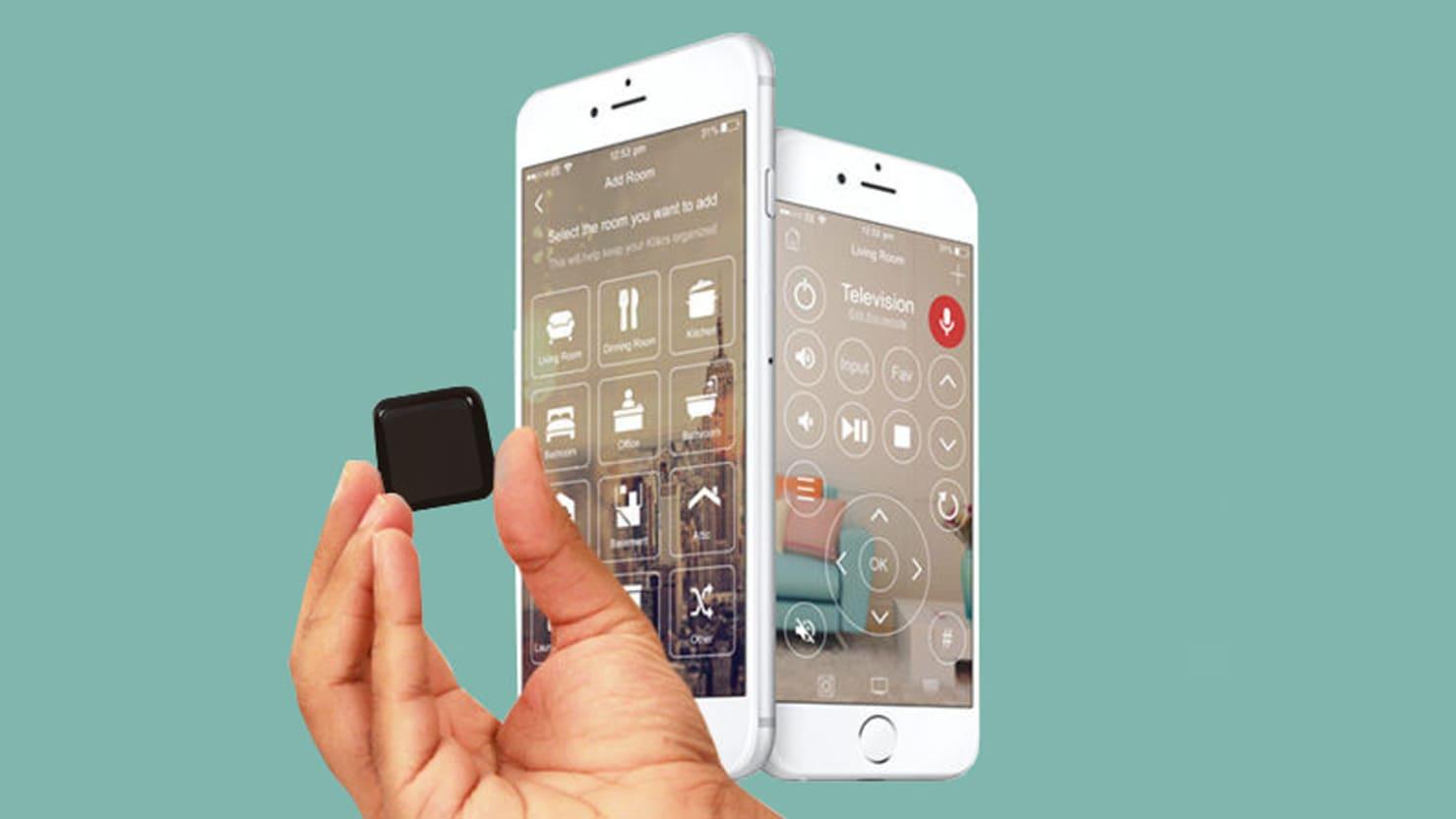 Transform Your Smartphone Into A Universal Remote
