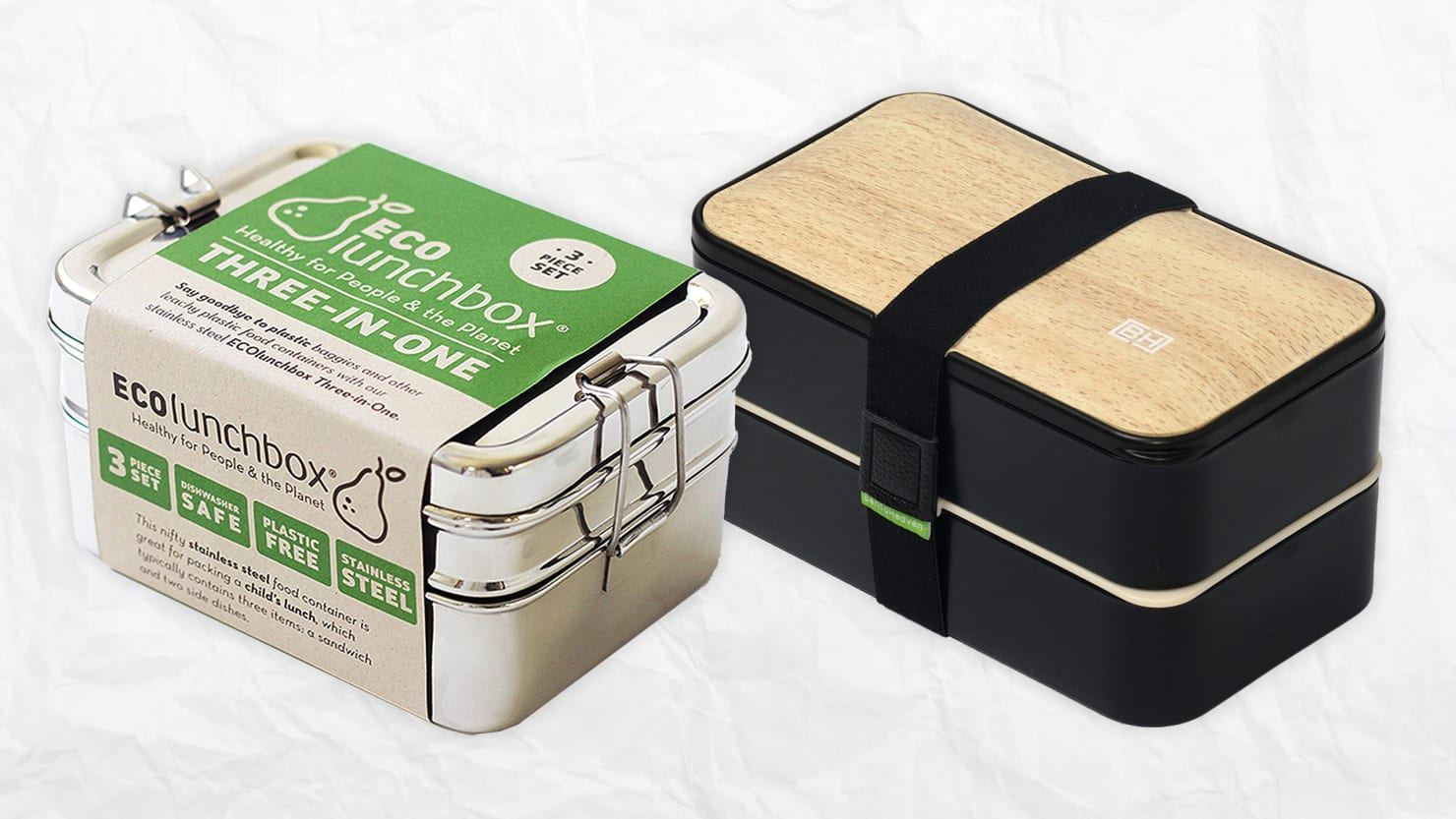 Pack Lunch For Work More Efficiently With These Bento Box Containers