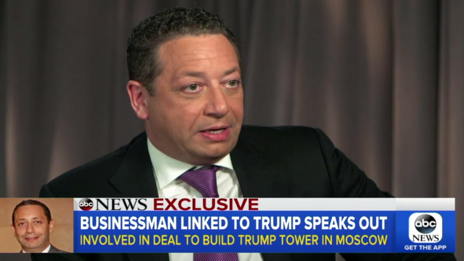 Trump Associate Felix Sater Denies Involvement in Election