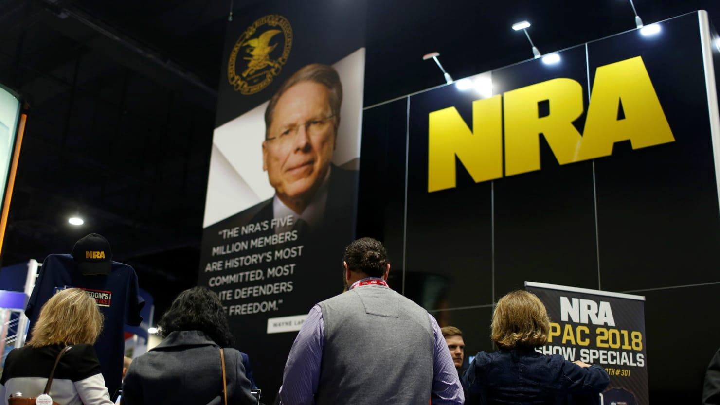 Αποτέλεσμα εικόνας για Έκθεση NRA
