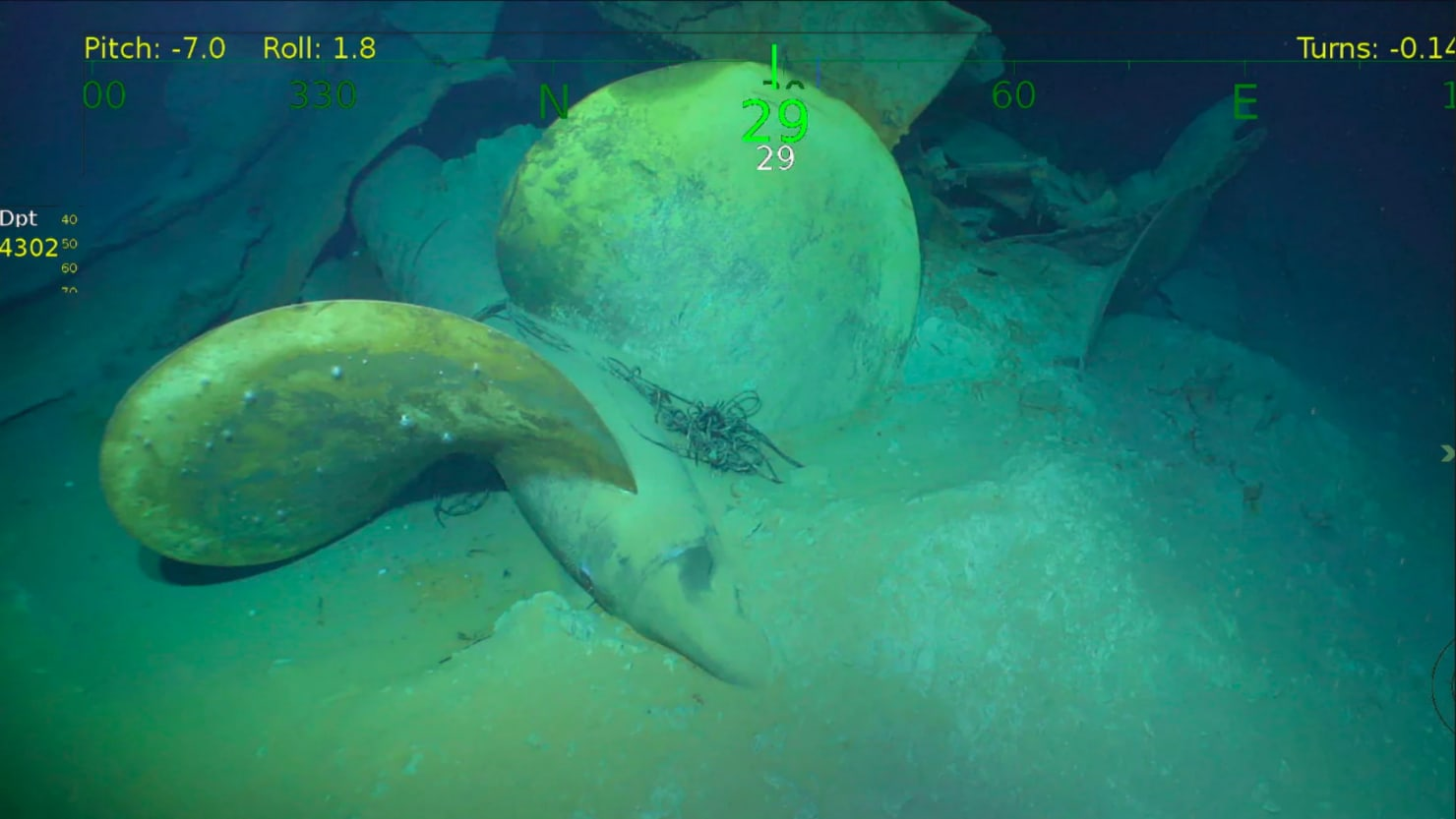 Uss Juneau Wreckage Found Near Solomon Islands