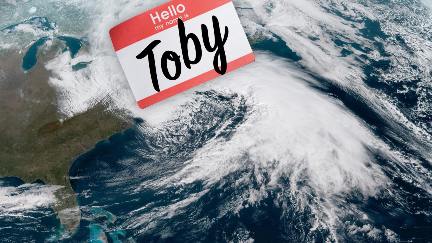 noreaster nor easter toby winter storm hurricane national weather service american meteorological society weather channel nora zimmett mike chesterfield adam rainear university of connecticut nws ams noaa snow severe
