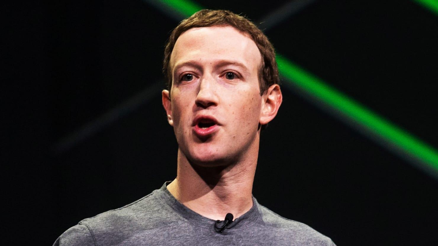 Mark Zuckerberg Finall...